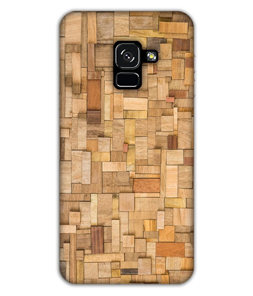 Samsung Galaxy A5 2018 Printed Cover By Manharry