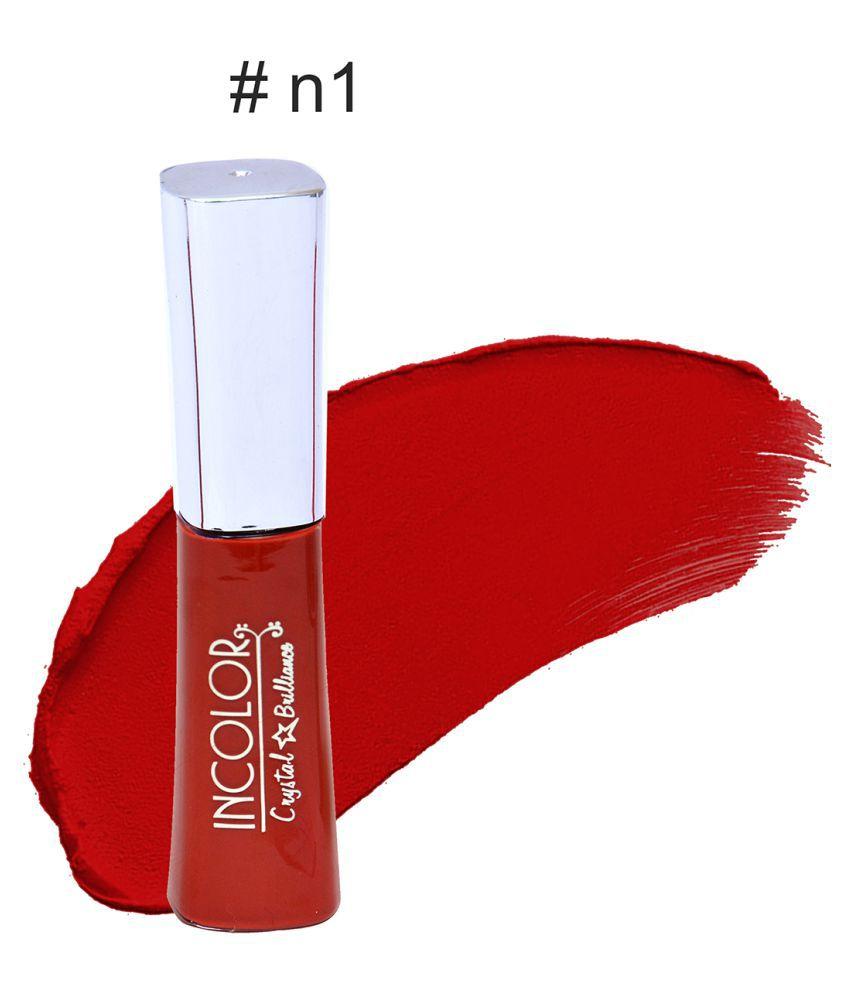 Incolor Lip Gloss Liquid Rust 6.5 mL