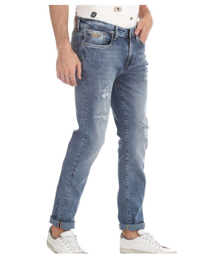 Aeropostale Blue Skinny Jeans