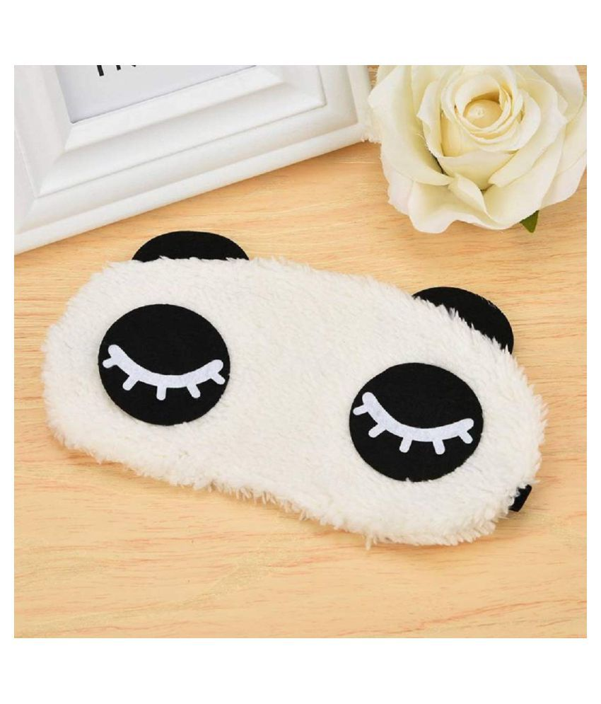 Ap Enterprises White Eye Mask