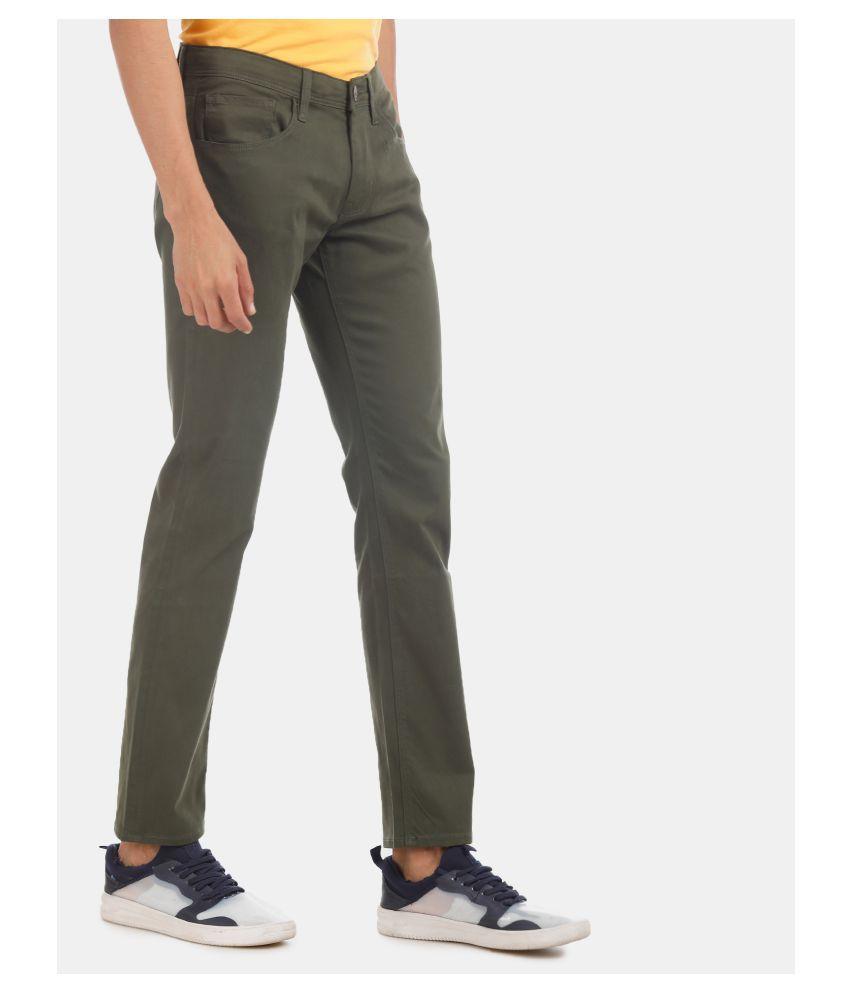 Colt Green Slim Jeans