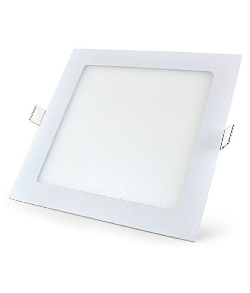 D'Mak 18W Square Ceiling Light 19.5 cms. - Pack of 1