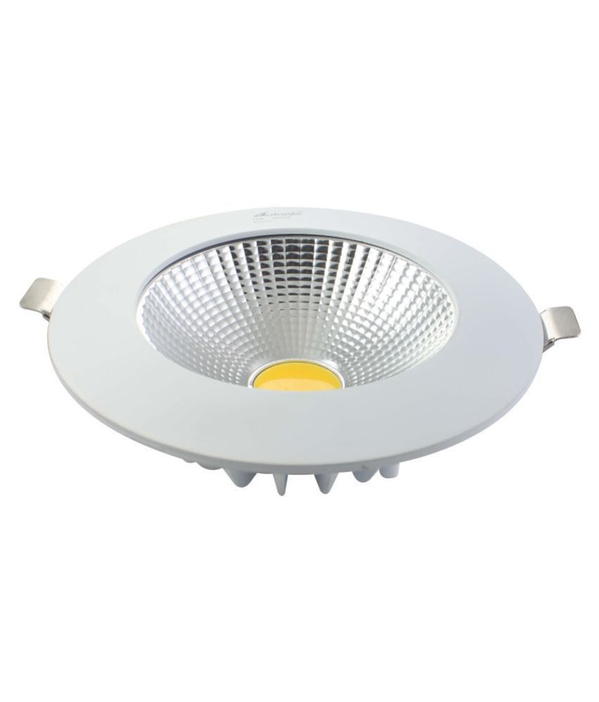 Autonix 10W Round Ceiling Light 15 cms. - Pack of 1