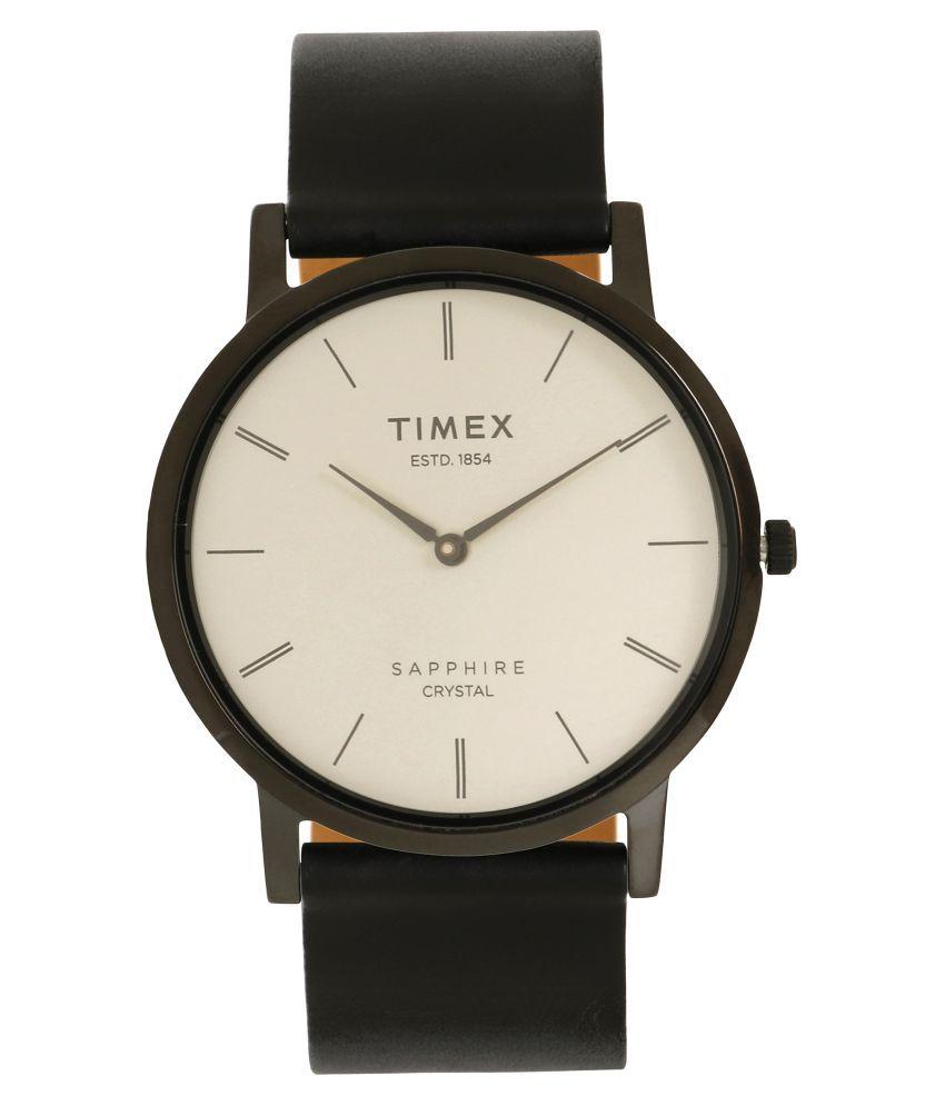 Timex Analog Grey Dial Men #039;s Watch TWEG17407