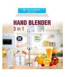 DUVERRA (YDHB003) 500 Watt Hand Blender