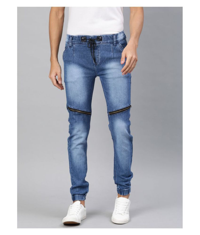 Urbano Fashion Light Blue Slim Jeans