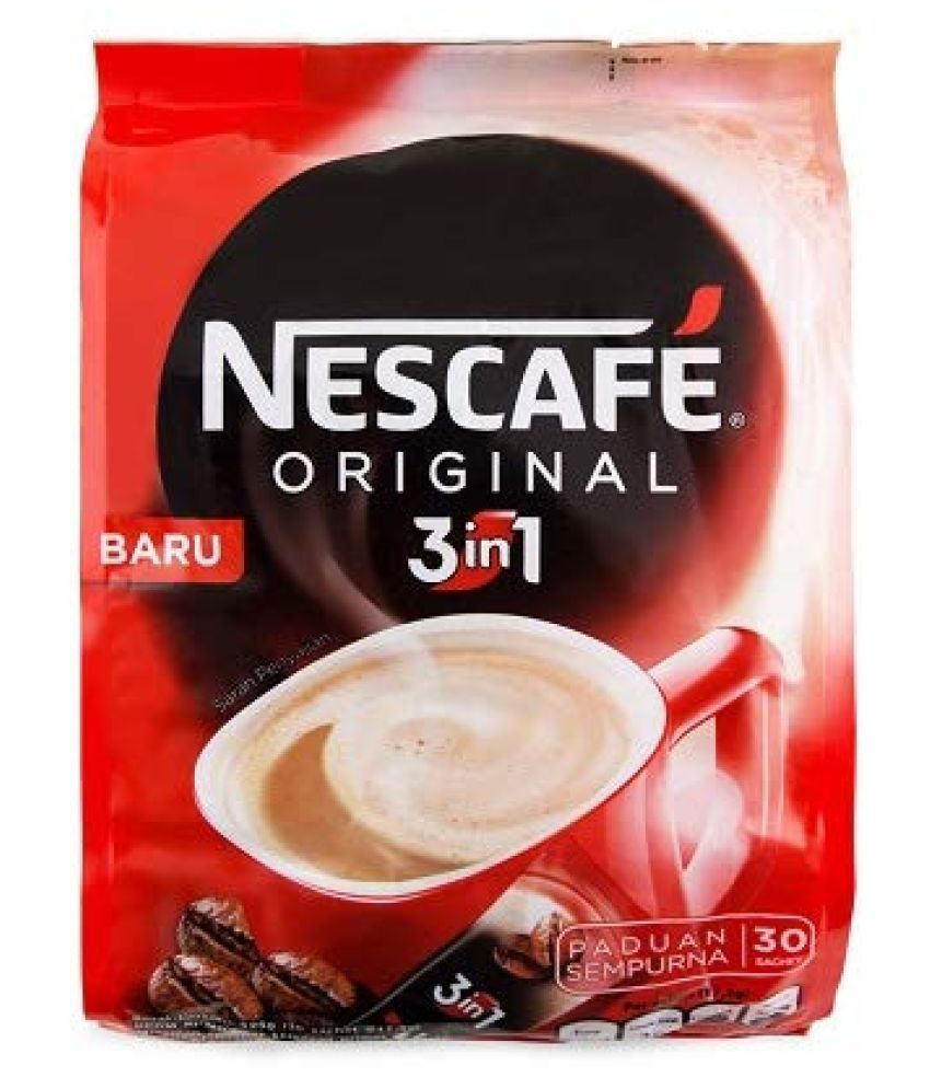 Nescafe Instant Coffee Powder 525 gm Pack of 2: Buy ...