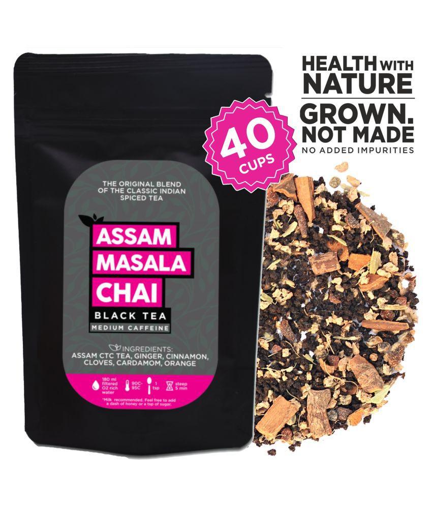 The Tea Trove Masala Chai Loose Leaf 100 gm