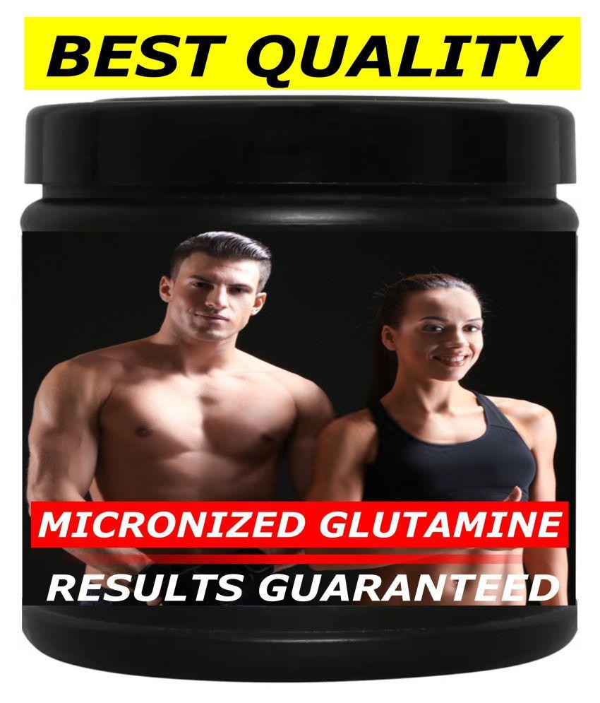AM NUTRATECH Micronized Glutamine 250 gm