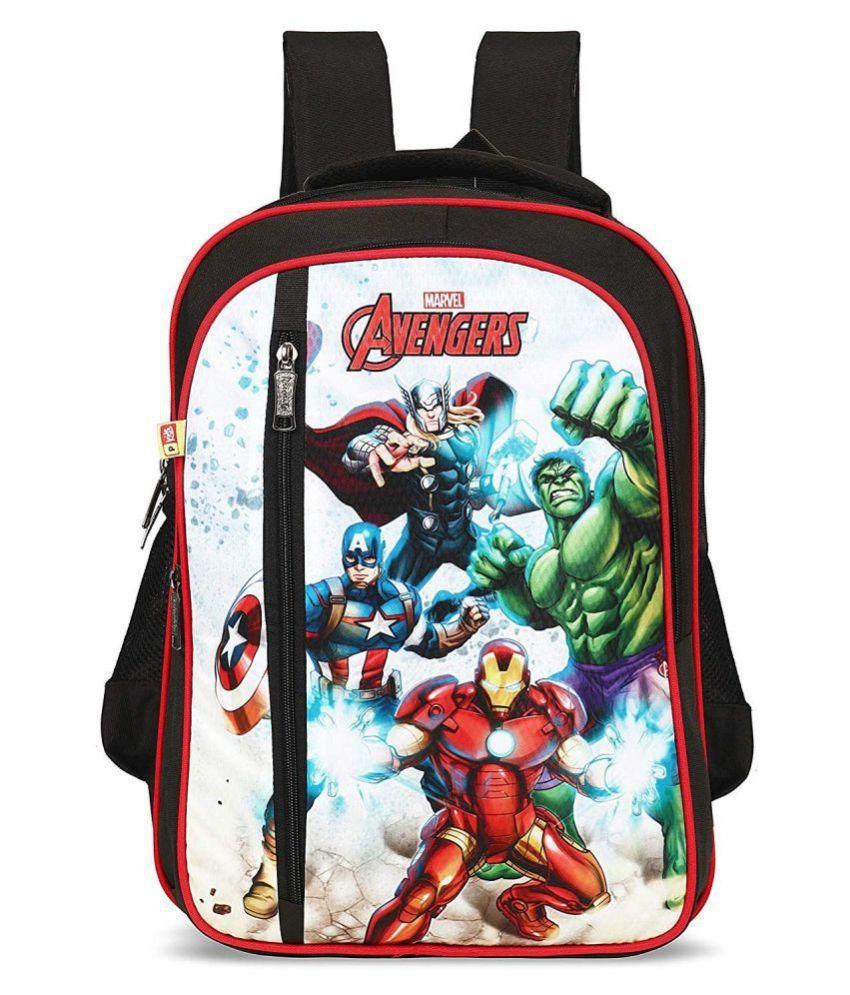 Priority Green School Bag for Boys & Girls