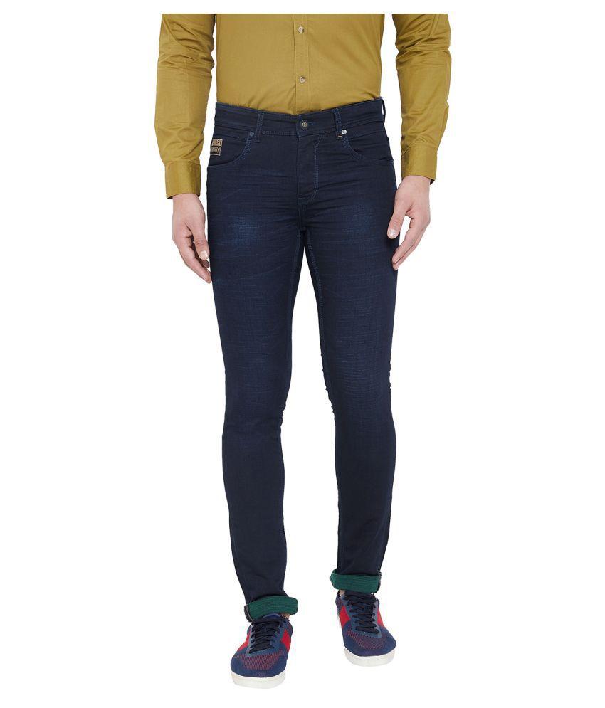 Canary London Blue Skinny Jeans