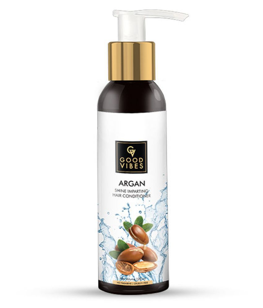 Good Vibes Argan Shine Imparting Conditioner 120 mL
