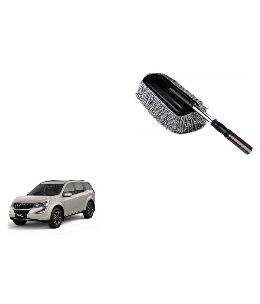 Madmex Microfiber  Car Cleaning Duster Brush Mop for Mahindra Xuv500 NEW