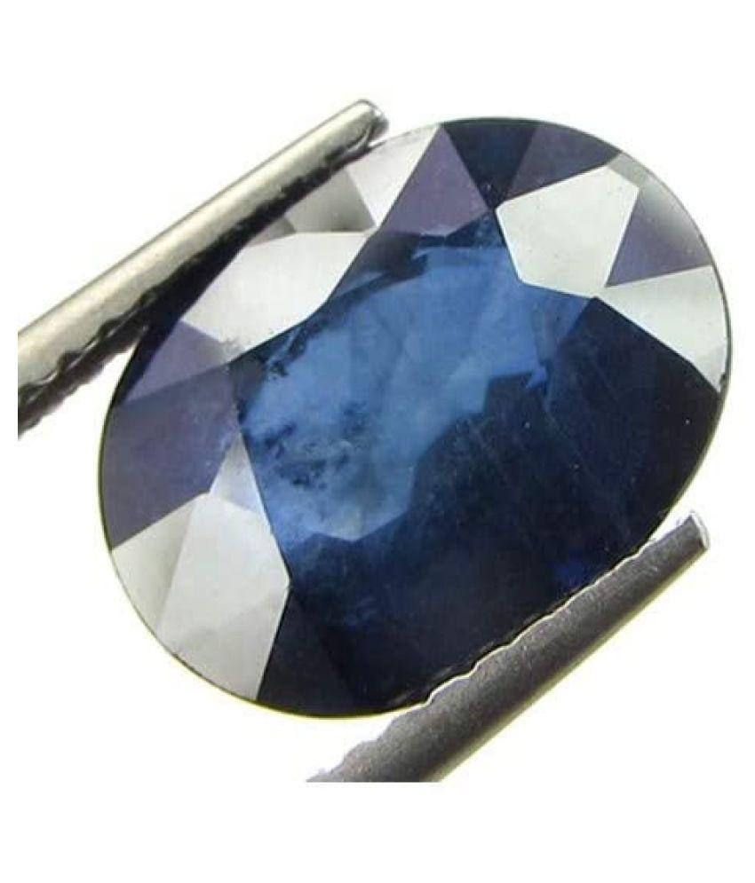 BL Fedput 9 - 9.5 -Ratti Self certified Blue Sapphire (Neelam)