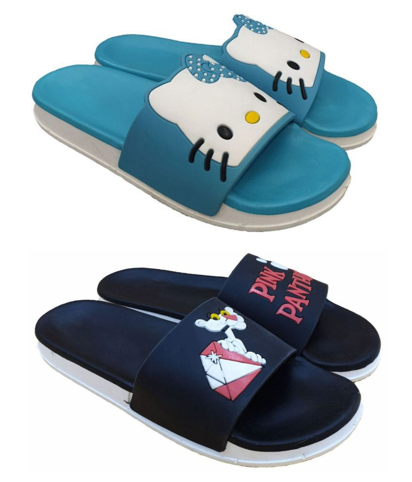 Pampy Angel Multi Color Slides