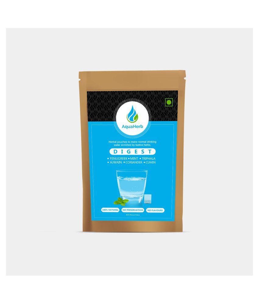 BudWhite Ginger Tea Bags 60 gm