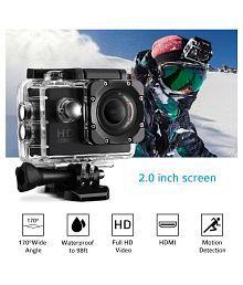 TeqBee 10 MP Action Camera