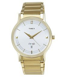 Timex Classics Analog Silver Dial Men's Watch - TI000R420