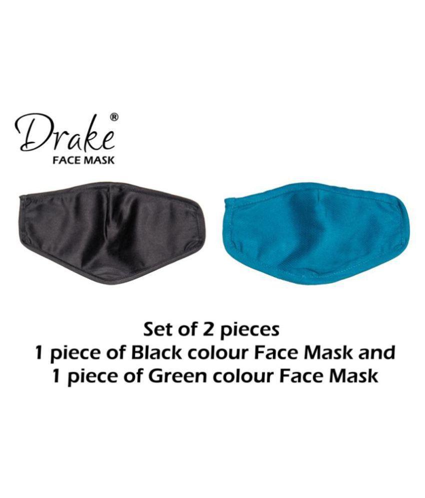 Drake Face Mask  2 pieces