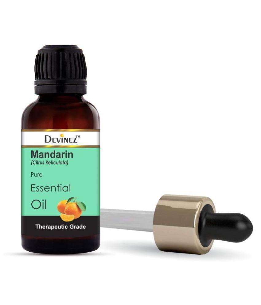 Devinez Mandarin Essential Oil 15 mL