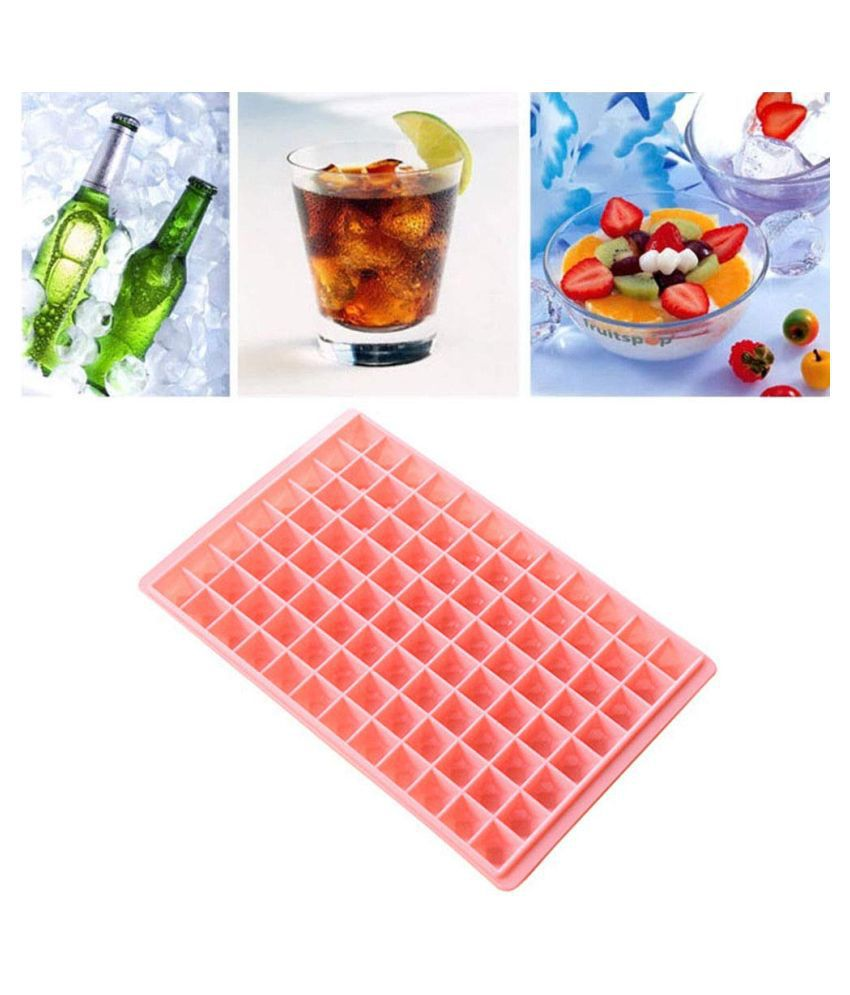 YUTIRITI Mini Ice Cube Tray Assorted 1 Pcs
