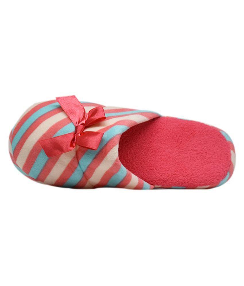 Arado Pink Slippers