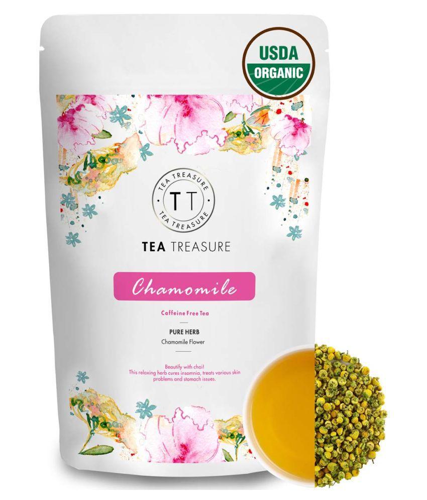 Tea Treasure Chamomile Tea Loose Leaf 100 gm