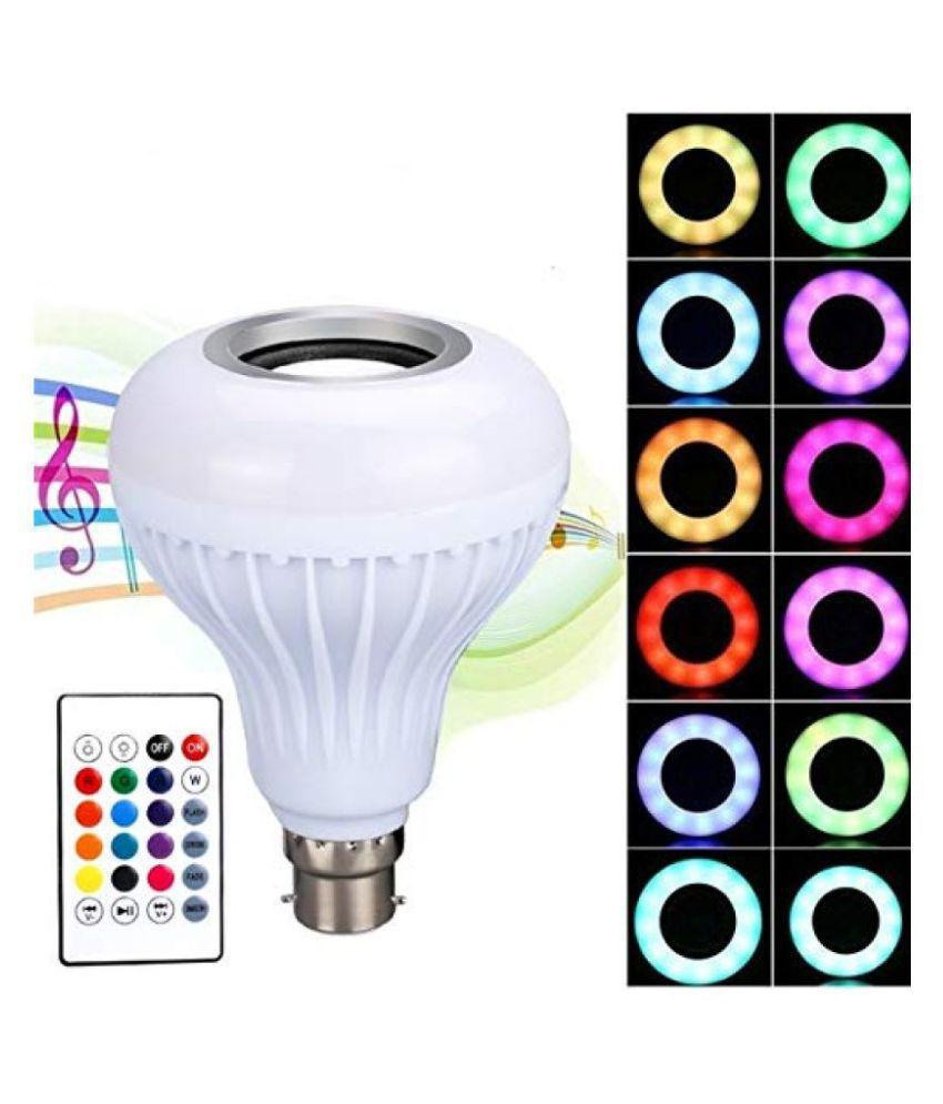 BQeT 6W LED Bulb Cool Day Light - Pack of 1
