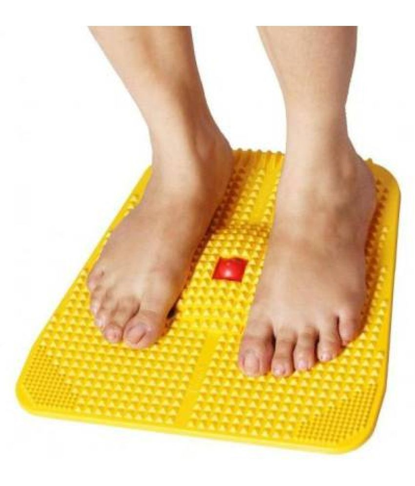 VRS Acupressure Magnetic Relief Foot Mat for Stress and ...