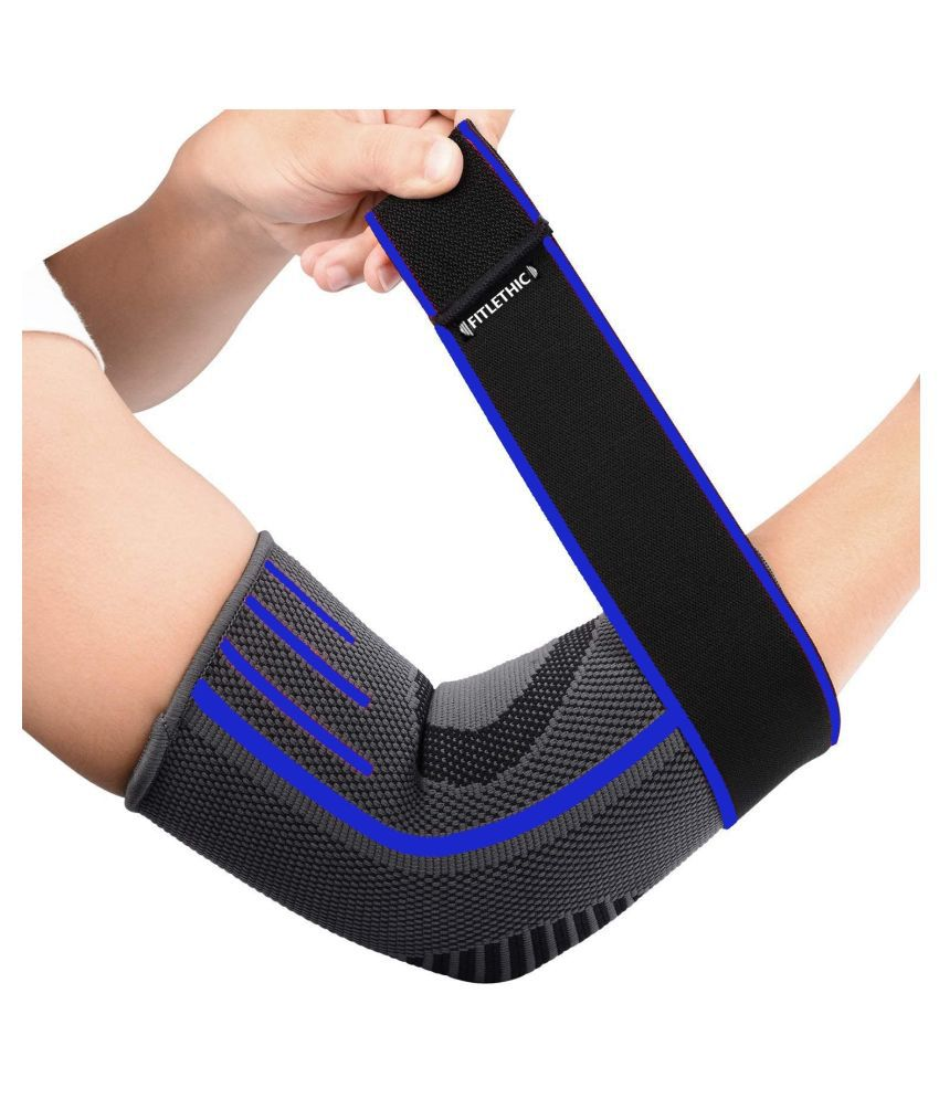 FITLETHIC Elbow support Elbow Supports & Braces Large