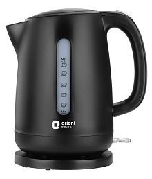 Orient CLEO EKBC17PB 1.7 Liter 1800 Watt Stainless Steel Electric Kettle
