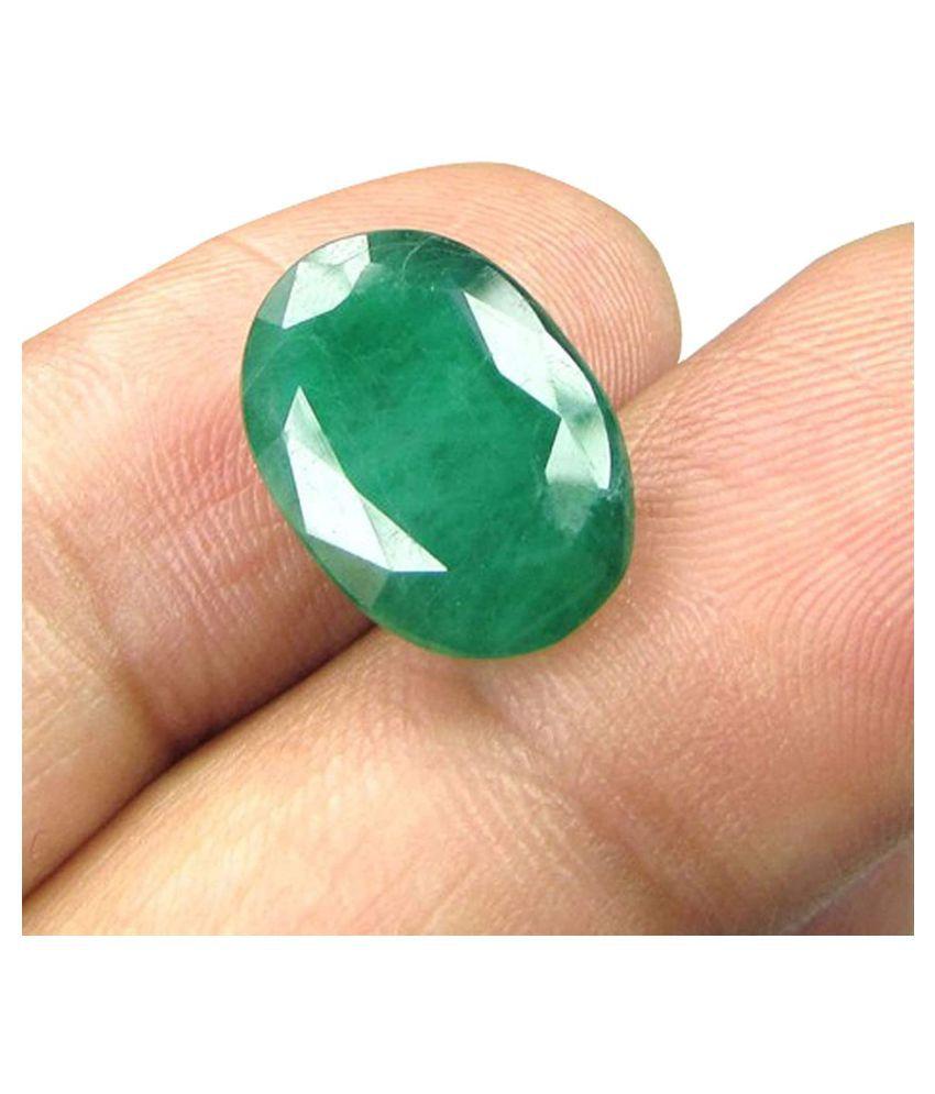 A1 Gems 11 - 11.5 -Ratti Self certified Emerald
