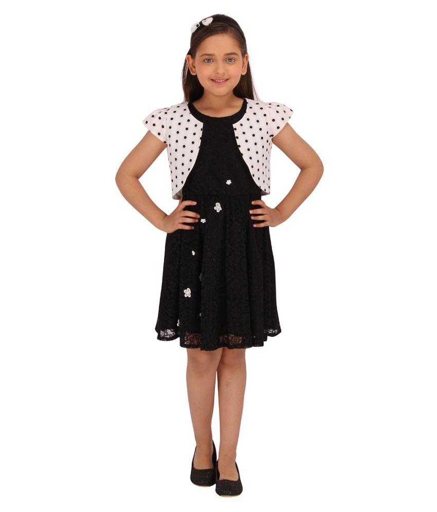 Cutecumber Partwear Solid Dress
