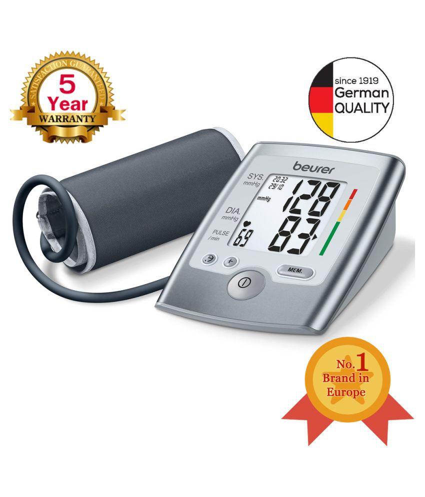Beurer BM 35 Automatic Upper Arm Blood Pressure Monitor,Pulse Measurement