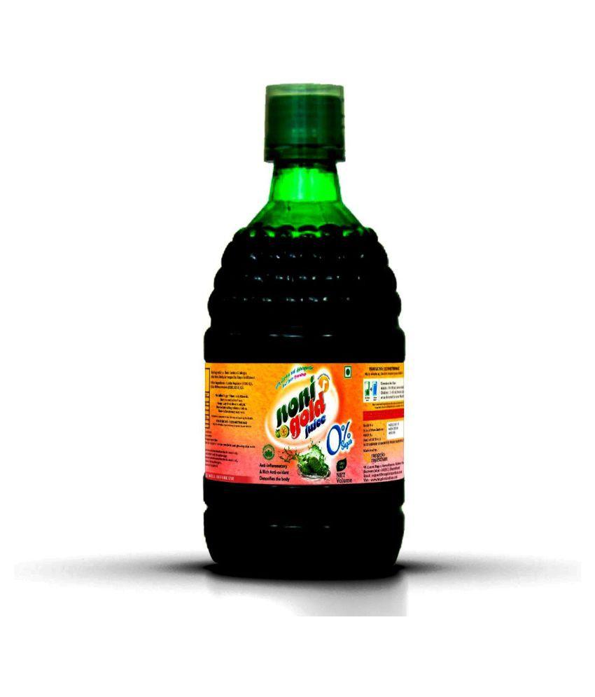 Rangelo Rajasthan Noni Gold Juice(Sugar Free)- Health Drink 500 ml