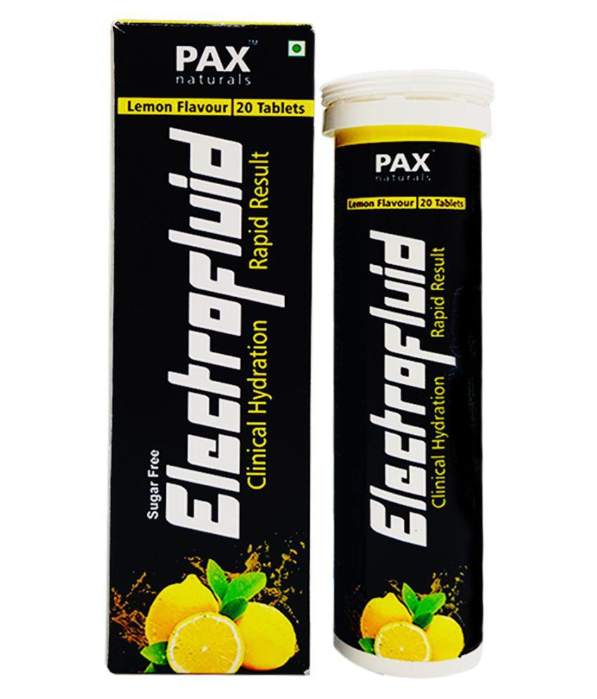 Paxnaturals 01 500 gm Minerals Tablets