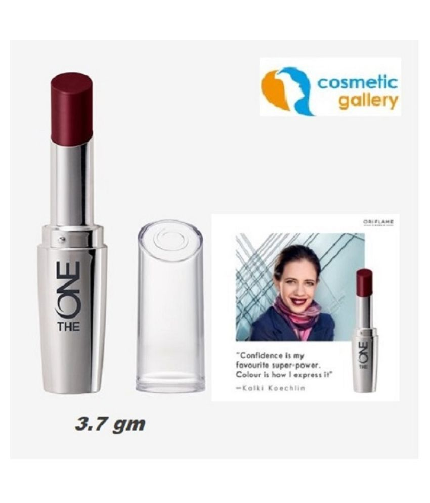 The One Colour Obsession Lipstick Creme Lipstick Cherry Crave - 35164 Cherry 3.7 g
