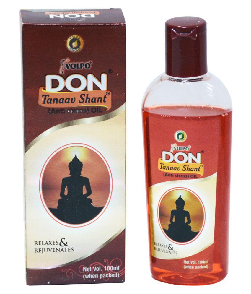 Volpo Don Tanaav Shant Stress Relief Oil -100ml