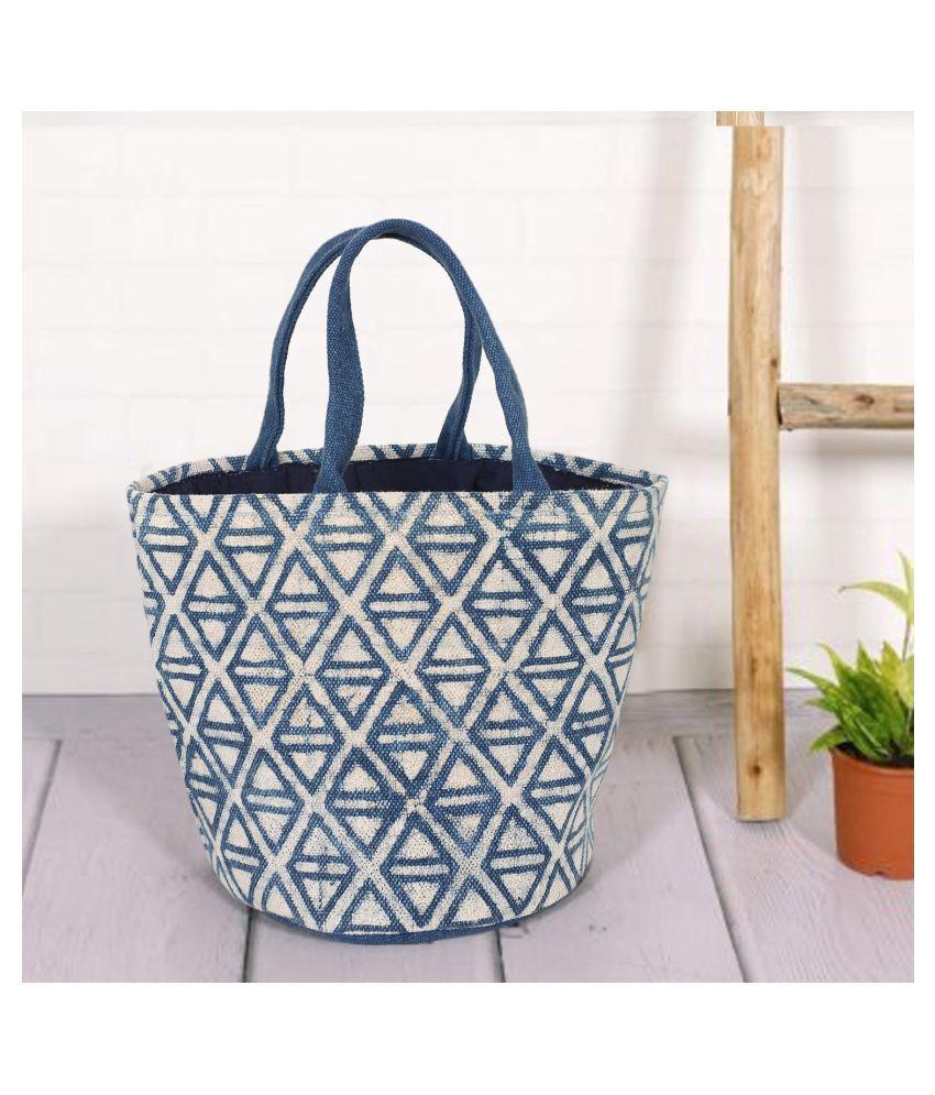 Fashion Art Fabric Paper Bag