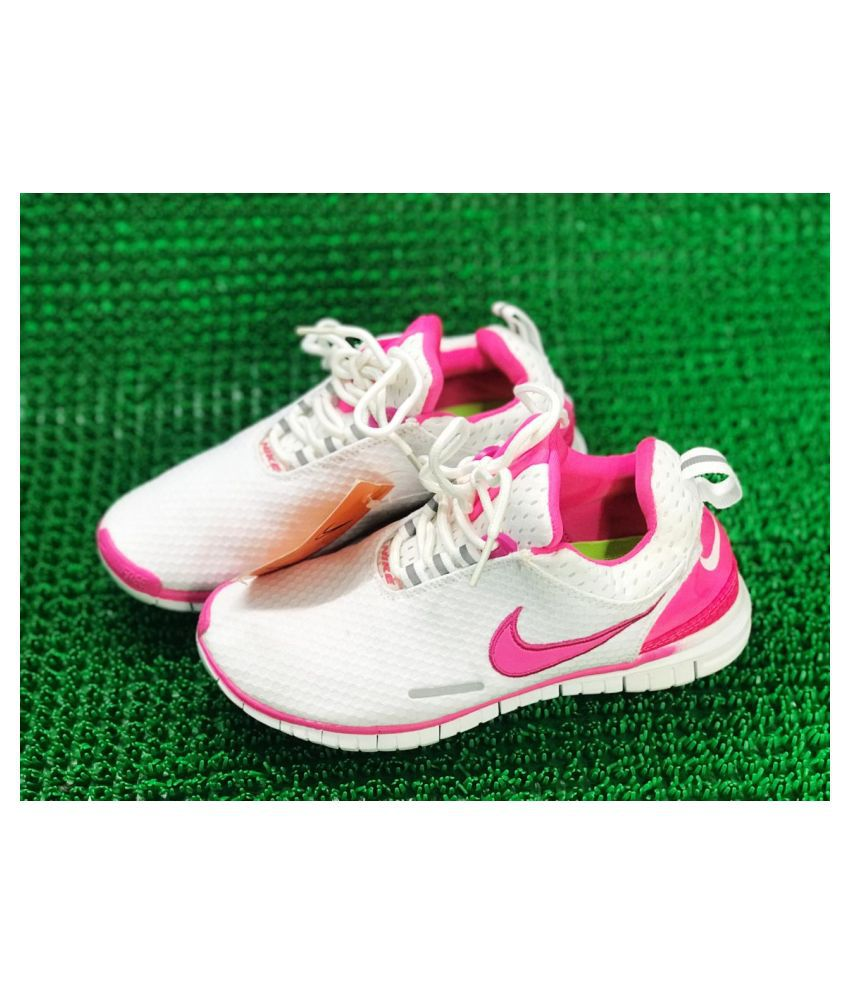 WOMEN'S SPORTS Pink Running Shoes Price