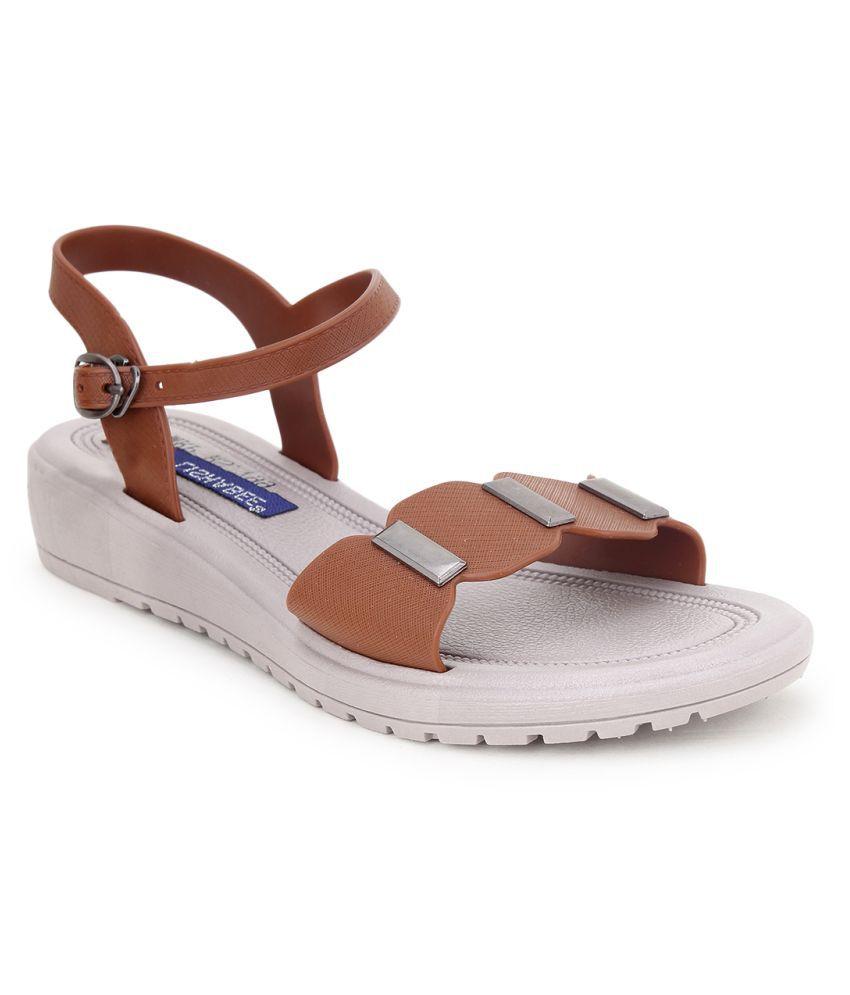 MSC Brown Slippers