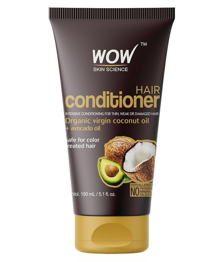 WOW Skin Science Hair Conditioner 150 ML TUBE Deep Conditioner 150 mL