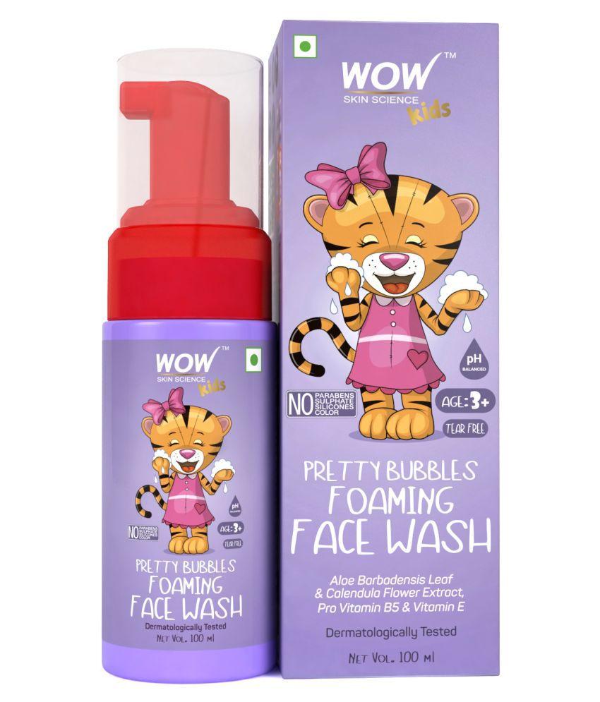WOW Skin Science Pretty Bubbles Foaming Face Wash 100 mL