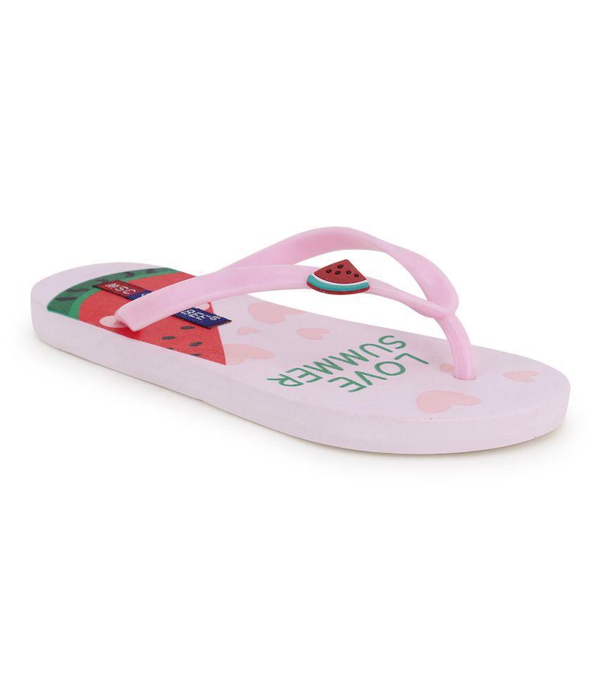 MSC Pink Slippers