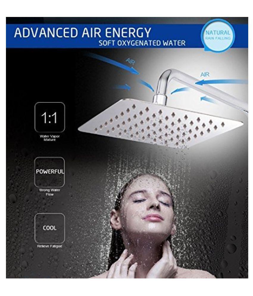 SKS Stainless Steel Overhead Shower