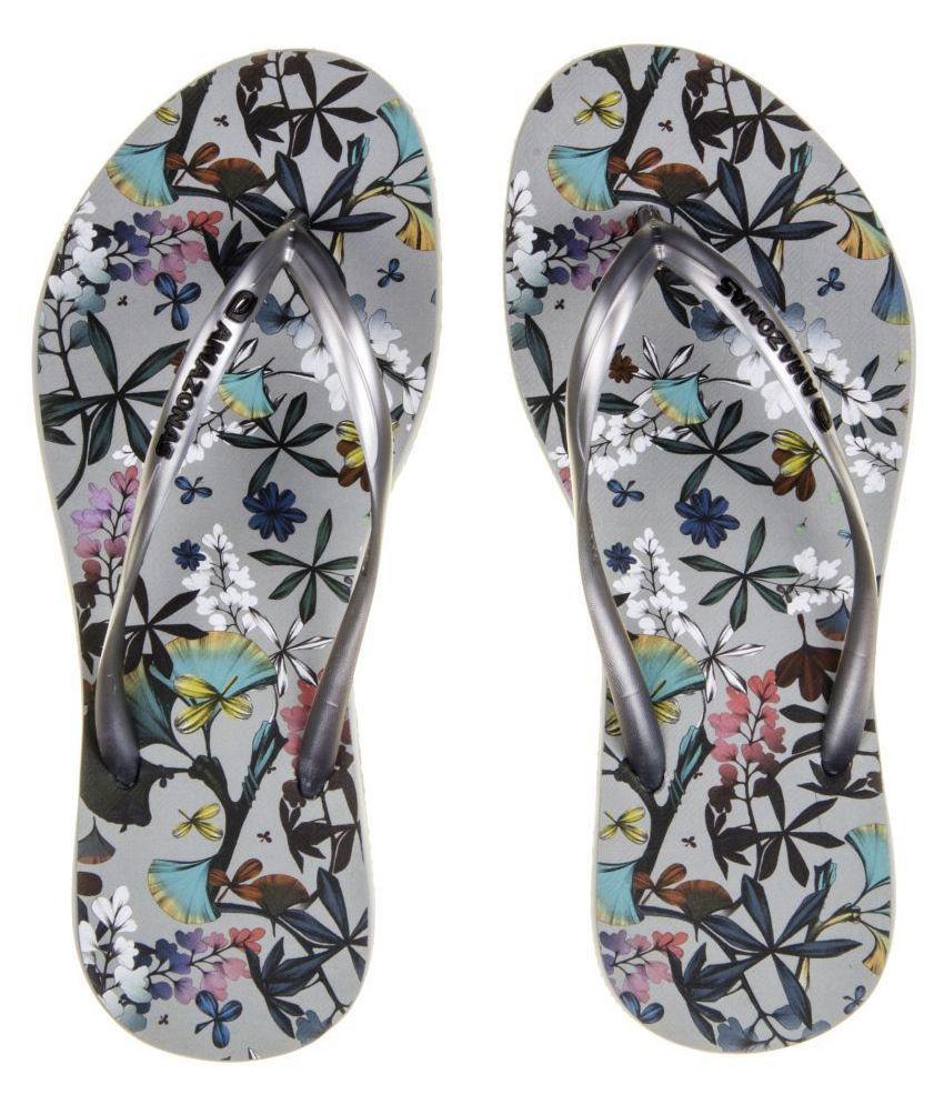 AMAZONAS Multi Color Slippers