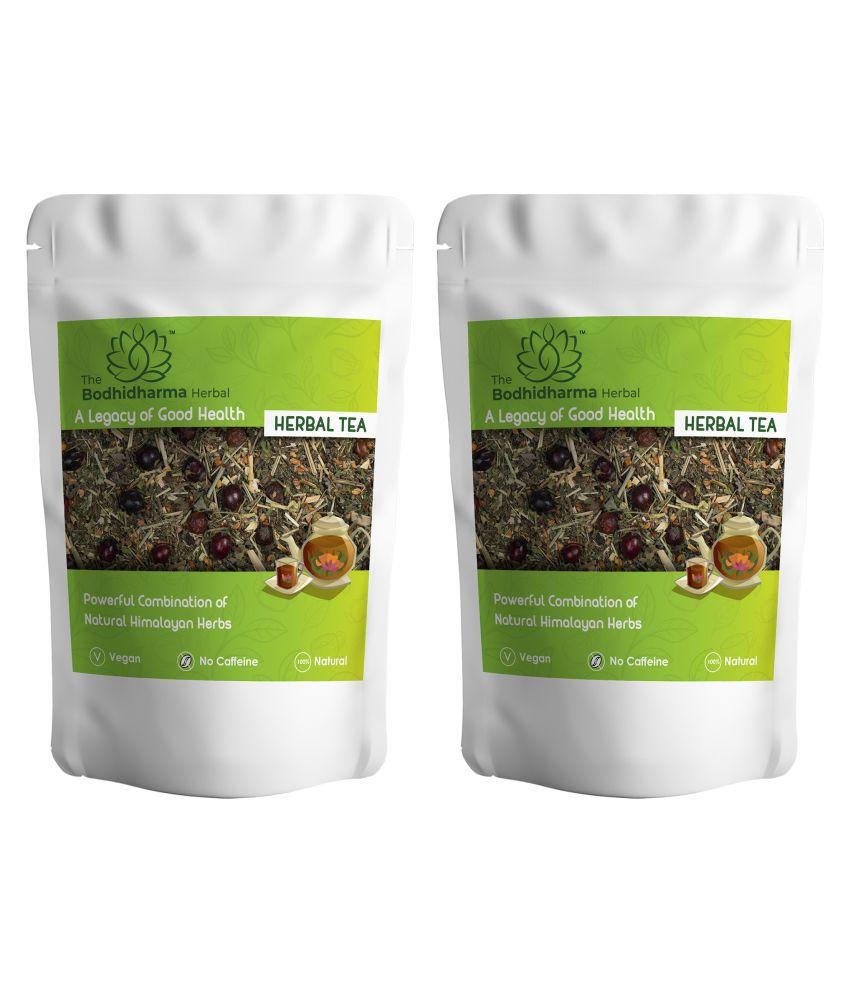 The Bodhidharma Herbal Lemongrass Tea Loose Leaf 500 gm
