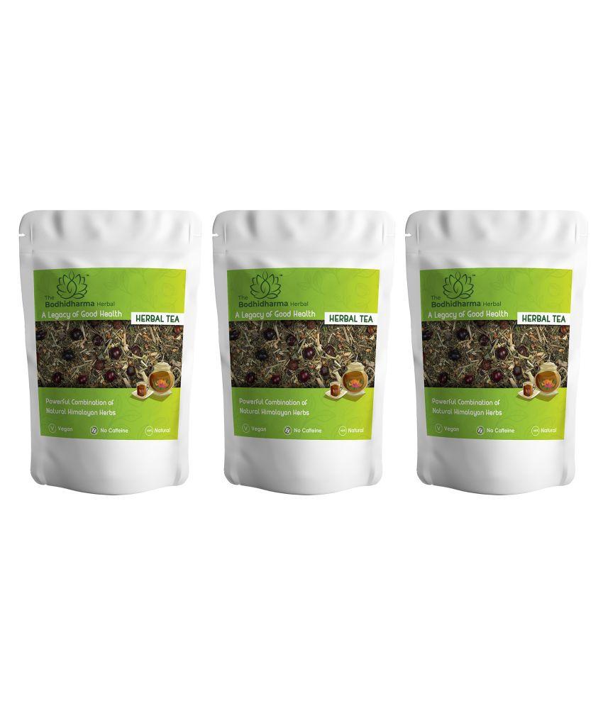 The Bodhidharma Herbal Lemongrass Tea Loose Leaf 750 gm