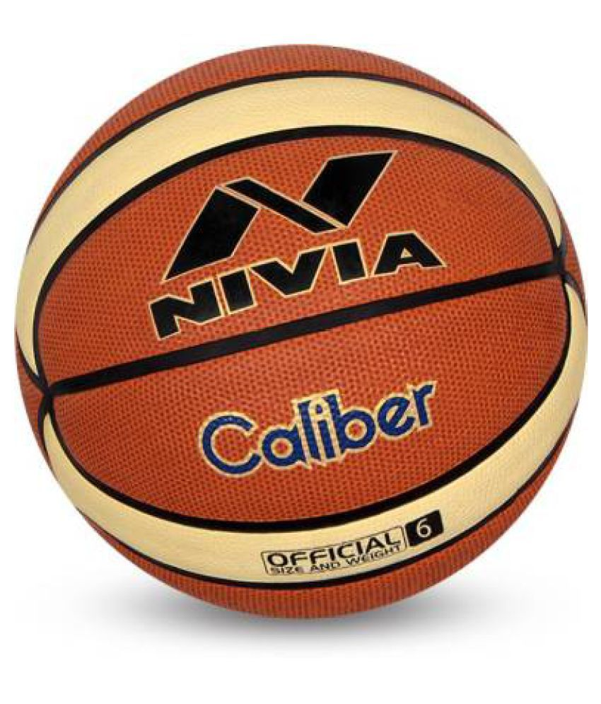 Nivia 6 Rubber Basketball