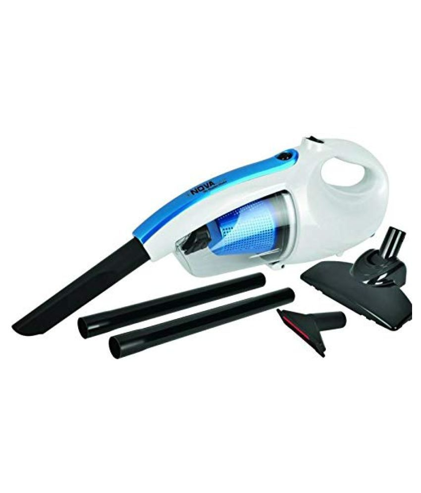 NOVA NVC2766 2in1 Bagless Handheld Vacuum Cleaner